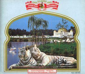 Safari-Land, Stukenbrock Safariführer (20 Jahre)