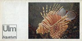 Aquarium Ulm Führer mit Artenliste, 2. Auflage