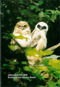 Zoo Basel Jahresbericht 1995