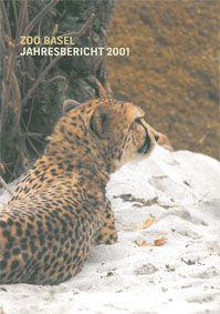 Zoo Basel Jahresbericht 2001