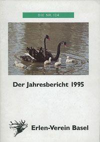 TP Lange Erle, Basel Erlen-Verein Basel, Jahresbericht 1995