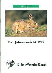 TP Lange Erle, Basel Erlen-Verein Basel, Jahresbericht 1999
