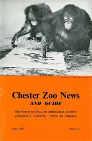 Chester Zoo News and Guide, May 1967