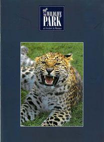 Cricket St. Thomas Wild Life Park Parkführer (Leopard)