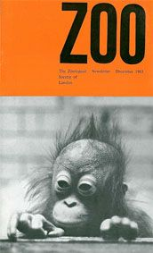 The Zoological Society of London Zoo. Newsletter. December 1963.