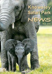 Knowsley Safari Park News. No.2, 2004