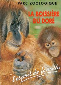 Parc Zoologique de la Boissière Du Doré Kurzinfo (Orang Utans)