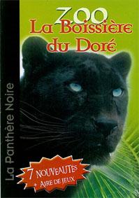 Parc Zoologique de la Boissière Du Doré La Boissiere du Dore (Panther)