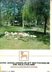 Zoo de Mulhouse Parc zoologique et botanique de Mulhouse: Bulletin de la Société industrielle de Mulhouse