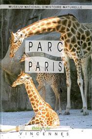 Museum National d'Histoire Naturelle Parc Zoologique de Paris, Zooführer (Giraffen) 1998