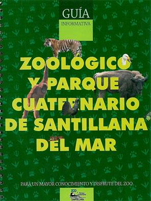 Zoo Santillana del Mar Zooführer (versch. Tiere)