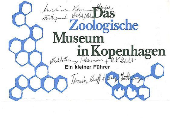 Zoologisches Museum Kopenhagen Das Zoologische Museum Kopenhagen - Ein kleiner Führer