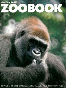 Lincoln Park Zoo, Chicago Zoobook (Gorilla)
