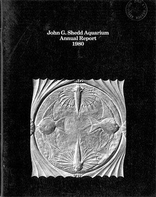 John G. Shedd Aquarium Annual Report 1980