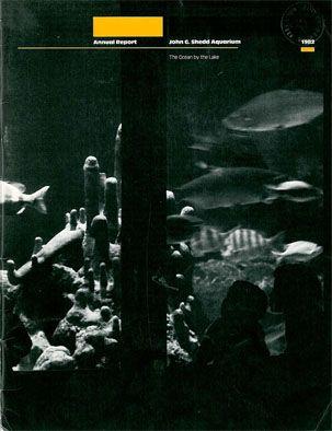 John G. Shedd Aquarium Annual Report 1982