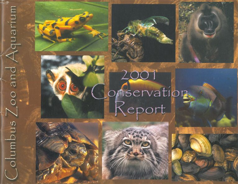 Columbus Zoo Zoo and Aquarium Conservation Report for 2001