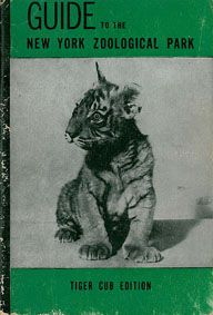 New York Zoological Park Guide (Tiger Cub Edition), 4th Ed.