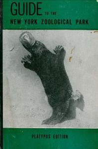 New York Zoological Park Guide (Platypus Edition), 5th Ed.