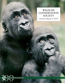 Wildlife Conservation Society Annual Report 1995