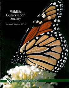 Wildlife Conservation Society Annual Report 1996