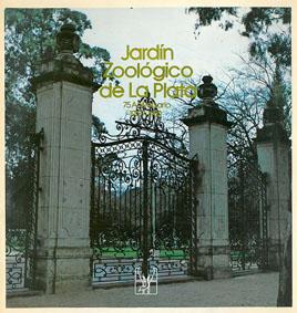 Jardín Zoológico de La Plata Guide (75. Anniversario 1907 - 1982)