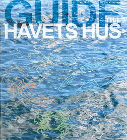 Havts Hus Guide. (Strichzeichnungen Meerestiere)