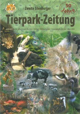 Tierpark Eilenburg Tierpark-Zeitung
