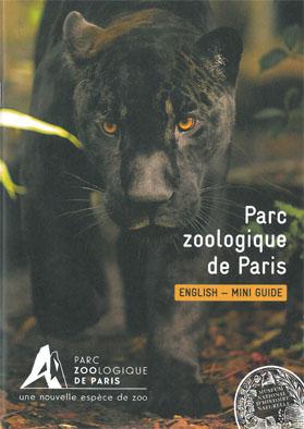 Museum National d'Histoire Naturelle Parc Zoologique de Paris, Zooführer (Jaguar) 2014