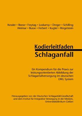 Deutsche Schlaganfall-Gesellschaft Kodierleitfaden Schlaganfall. Kompendium für die Praxis zur leistungsorientierten Abbildung der Schlaganfallversorgung im deutschen DRG System