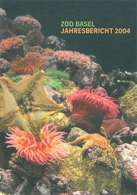 Zoo Basel Jahresbericht 2004