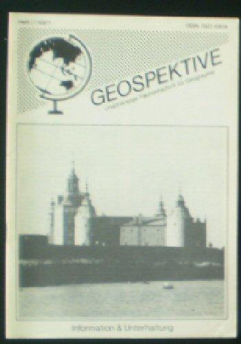 Faber, Thomas F (Ed.) Geospektive, Unabhängige Fachzeitschrift für Geographie, Heft 2 (1987) 1. Jahrgang