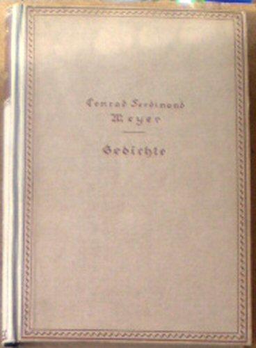 Meyer, Conrad Ferdinand Gedichte