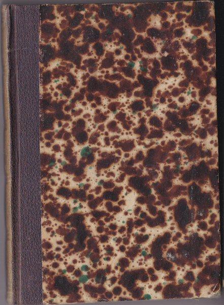 Goethe Goethes Werke Theil 11, 1. und 2. Abteilung