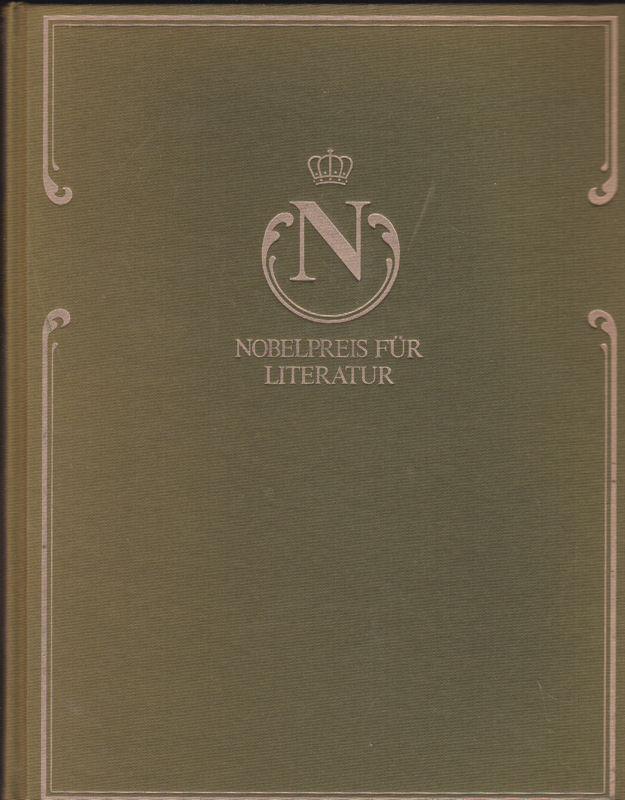 Coron Verlag (Hrsg) Die Sammlung Nobelpreisträger für Literatur. Verzeichnis
