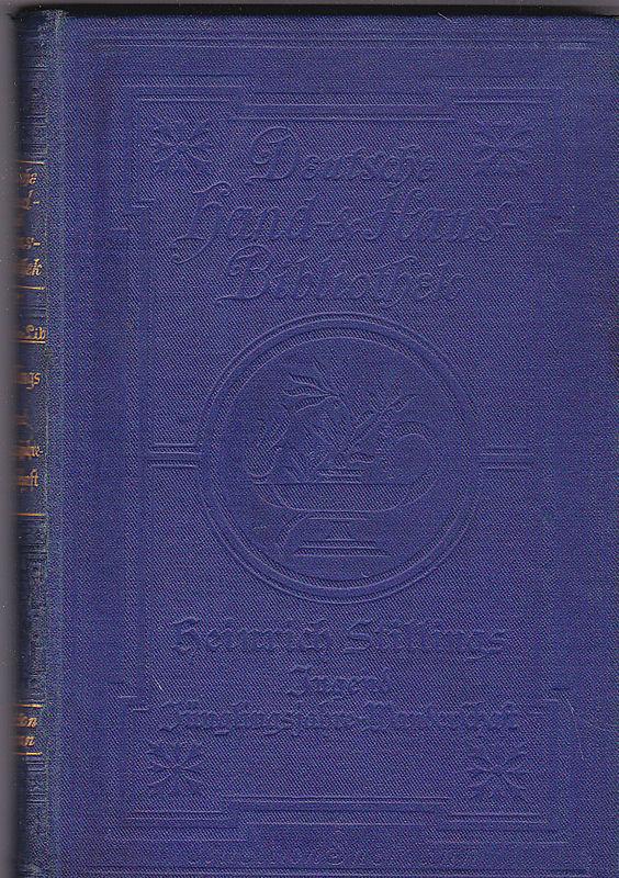 Stilling, Heinrich Heinrich Stillings Jugend. Jünglingsjahre- Wanderschaft. Mit einer Einleitung von Robert Boxberger