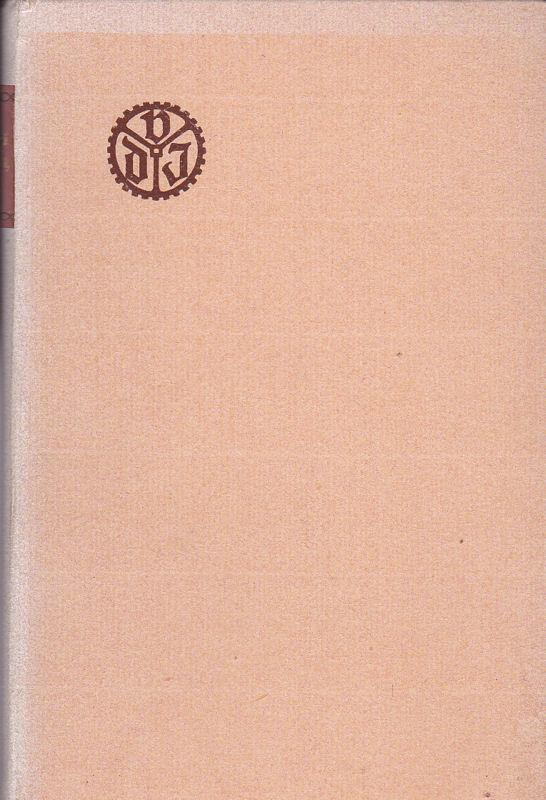 Weihe, Carl Max Eyth. Ein kurzgefasstes Lebensbild mit Auszügen aus seinen Schriften nebst Neudruck von Wort und Werkzeug von Max von Eyth