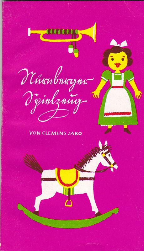Zabo, Clemens Nürnberger Spielzeug für alle kleinen und großen Kinder