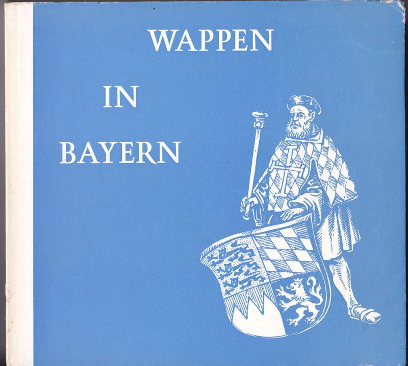 Kloose, Rudolf M. Wappen in Bayern