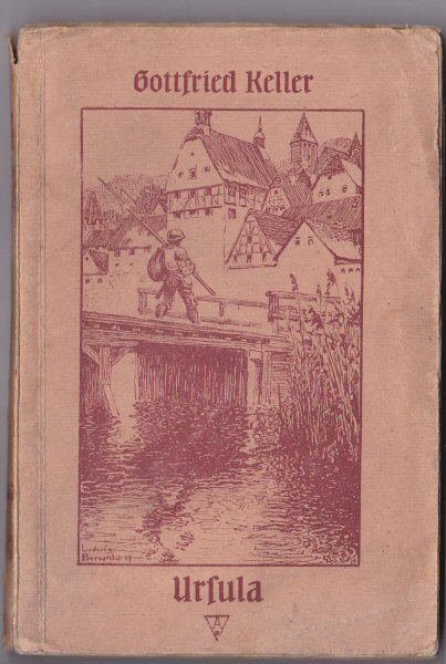 Keller, Gottfried Ursula