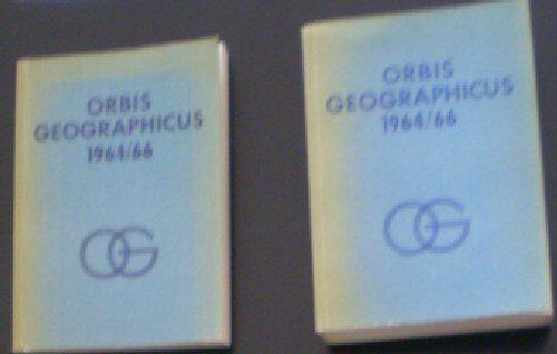 Meynen, Emil (ed) Orbis Geographicus 1964/66 Bände 1 und 2