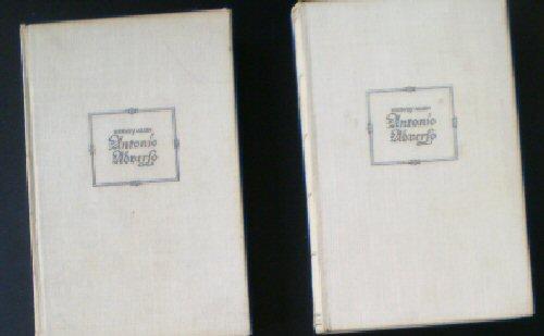 Allen, Hervey Antonio Adverso (Bände I und II)