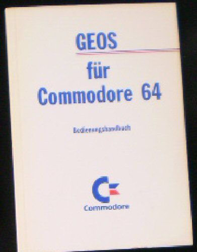 Commodore Geos für Commodore 64