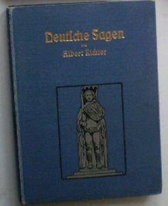 Richter, Albert Deutsche Sagen