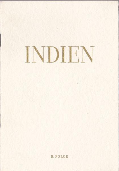 Grosch, Eberhard Indien II. Folge