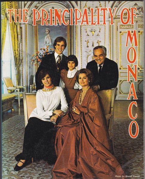 Ranieri, Gagetti The Principality of Monaco