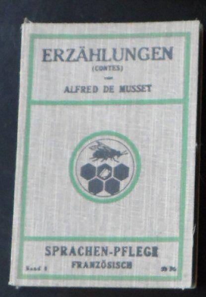 Musset, Alfred de Erzählungen (Contes) - Fortsetzung