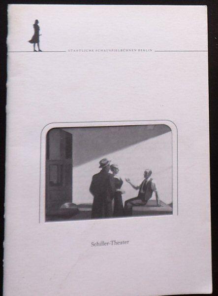 Schiller-Theater Der Tod des Handlungsreisenden