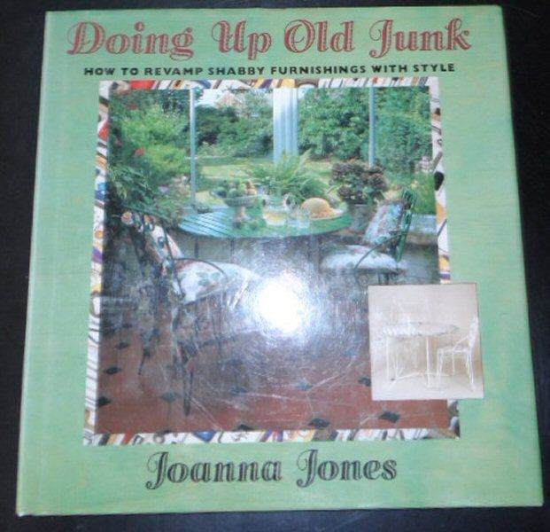 Jones, Joanna Doing up Old Junk