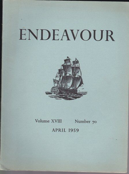 Williams, Trevor (Ed.) Endeavour Vol. 18 No. 70 April 1959