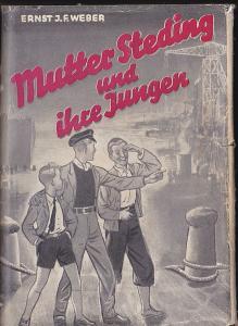 Weber, Ernst JF Mutter Steding und ihre Jungen